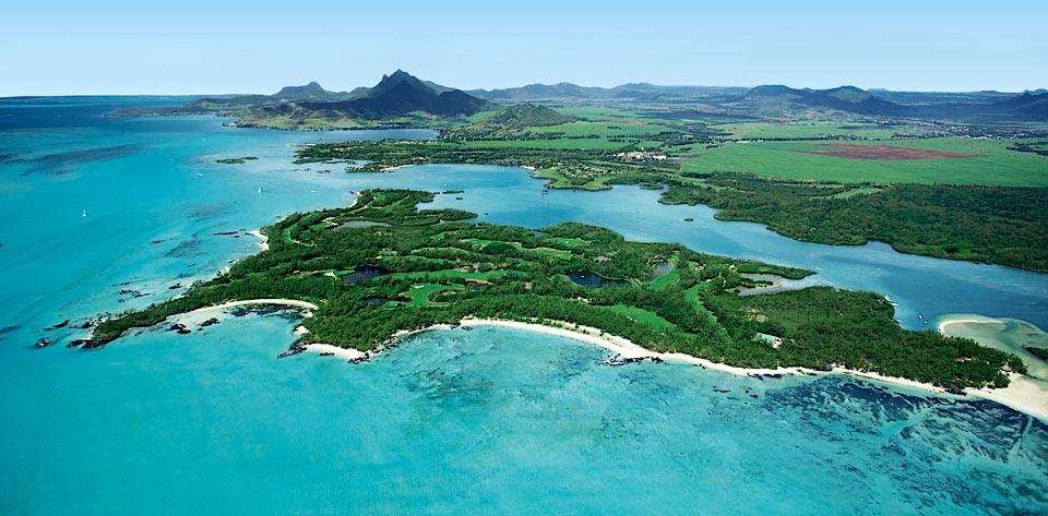 Long Beach Mauritius Golf Course