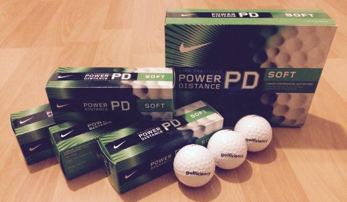 Nike Golficiency Balls
